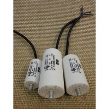 Run Capacitor with Leads - 450V